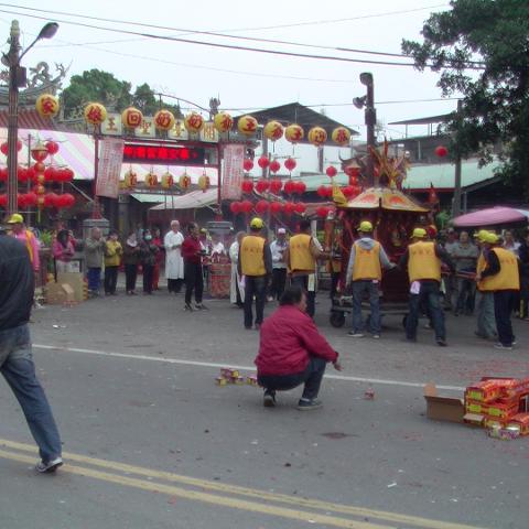 2014年九如王爺奶奶回娘家文化祭-遶境麟洛鄉麟頂村  1