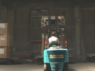 036 臺中大里菸葉廠-加工完成之菸葉運送-國立屏東大學拍攝