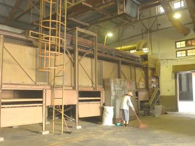 005 臺中大里菸葉廠-複薰室:貯存槽-東風拍攝