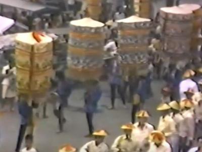 082 1979年東港東隆宮已未正科平安祭典-遷船遶境