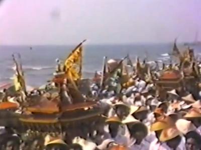 083 1979年東港東隆宮已未正科平安祭典-請水(請王)