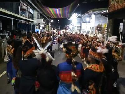 004 Tjiljuvekan頭目家傳統聯歡舞會─圍圈跳舞