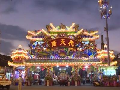 055  2015年東港東隆宮乙未正科平安祭典-代天巡狩王駕遶境中區