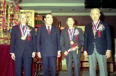 第11屆文化獎得主之一 榮星合唱團團長呂泉生