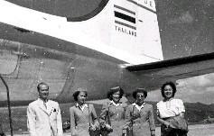 中泰正式通航 太平洋航空巨型客機抵臺並與復興航空洽談