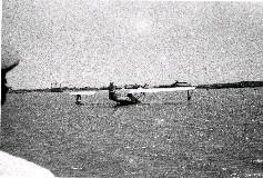 復興航空正式成立 飛機降落高雄港內水上飛機場
