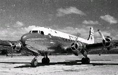 首次從曼谷飛抵臺北的泰國太平洋航空公司巨型空中霸王號飛機降落松山機場