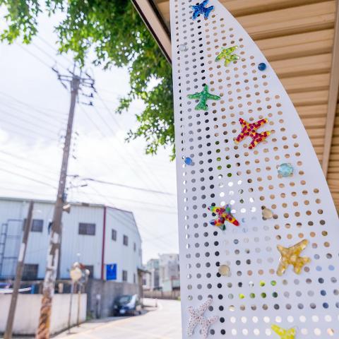 清泉崗公共藝術季 臨時性作品:藝術地勤計畫