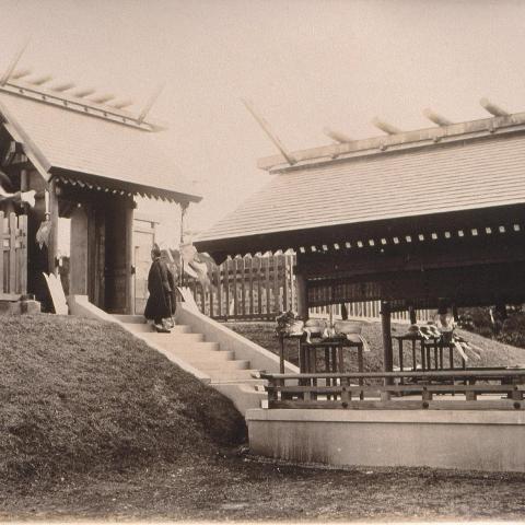 QG-Hh-h-24 清水神社建築群昭和12年
