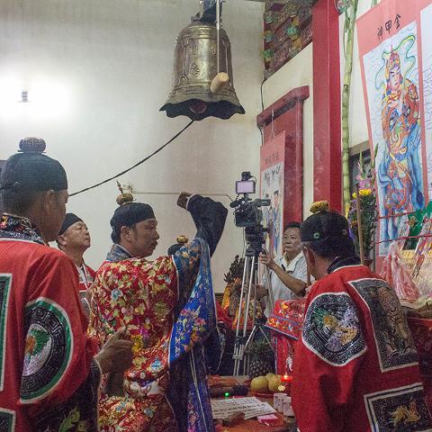 2019年大潭迎王 王船法會儀式  1