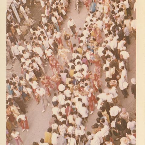 1970年東港東隆宮庚戌正科平安祭典-平安繞境  1
