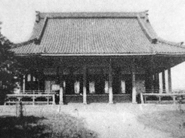 保安司令部保安處看守所(東本願寺)