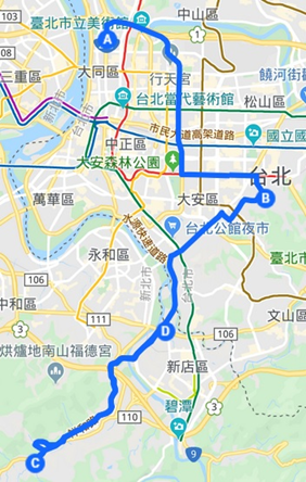 Route & Map